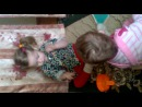 Радмила 3годика       Анжелика 1г 8д